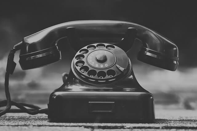 should I call, or just write?…am I too busy to call? really?