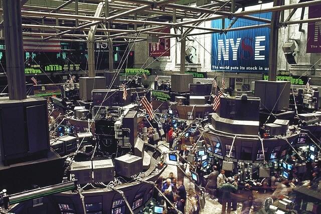 stock market jitters…